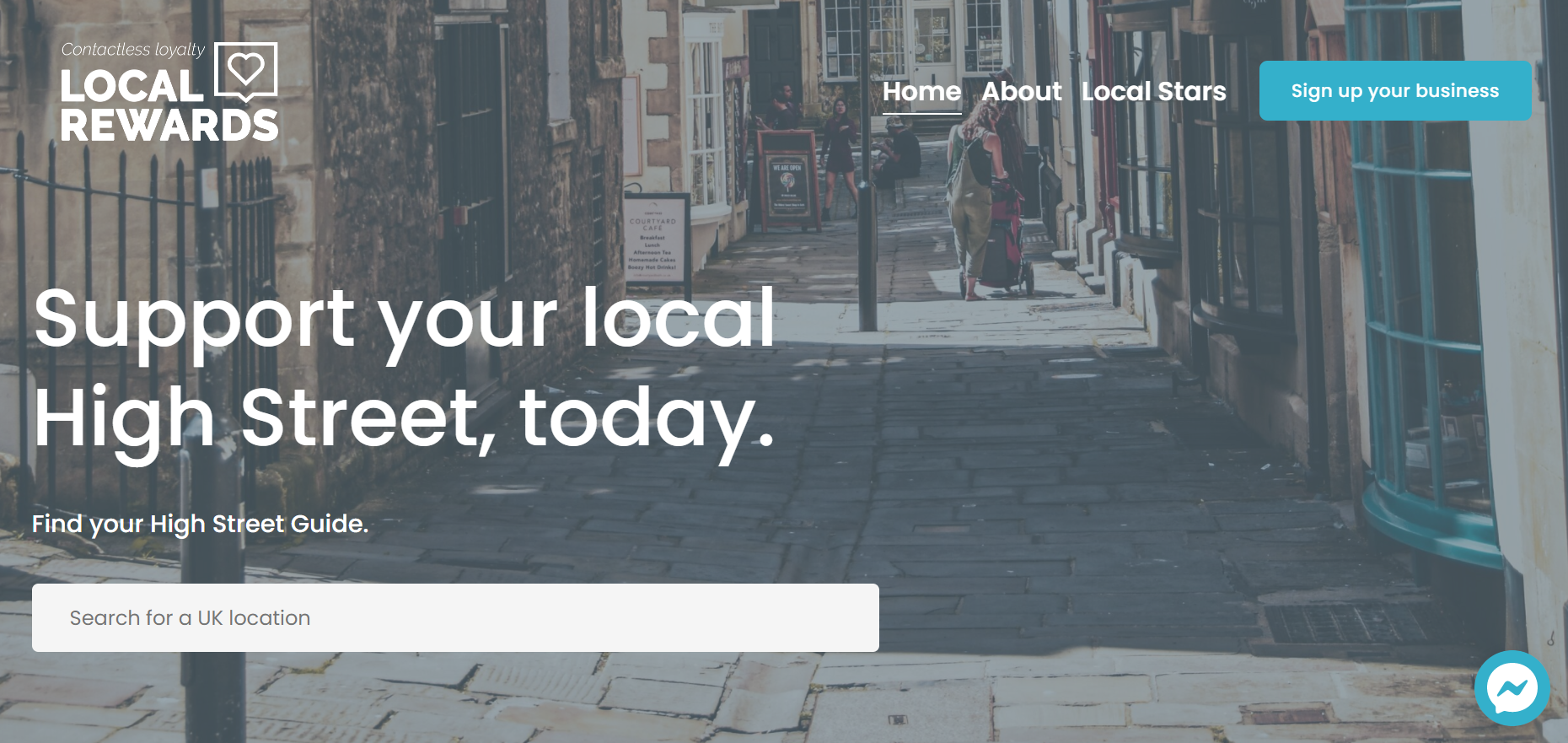 What is Local Rewards?